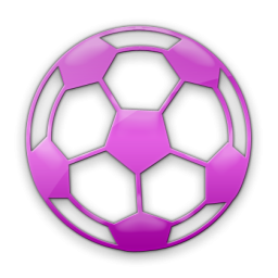 Pink soccer ball clipart image royalty free soccer » Legacy Icon Tags » Page 3 » Icons Etc image royalty free