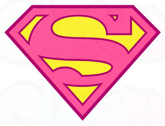 Pink super girl clipart image free stock Pink super girl clipart - ClipartFest image free stock