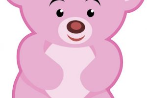 Pink teddy clipart clipart library download Pink teddy clipart 3 » Clipart Station clipart library download