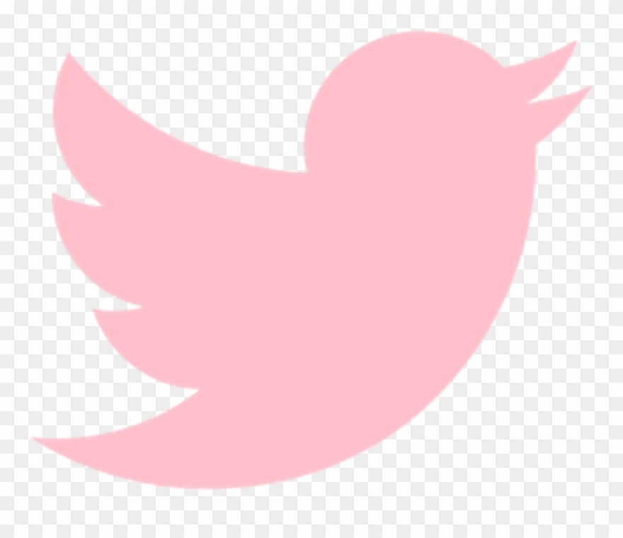Pink twitter icon clipart vector library stock Twitter Logo Icon Bird Pink Freetoedit - Pink Twitter Logo ... vector library stock