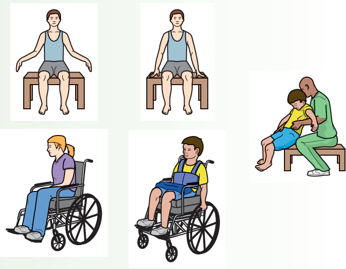 Pink wheelchair from out of my mind clipart clipart library download Seating and Wheeled Mobility | Physical Rehabilitation, 7e ... clipart library download