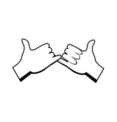 Pinky swear clipart clip freeuse stock Pinky promise clipart 5 » Clipart Station clip freeuse stock