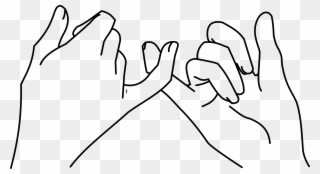 Pinky swear clipart png transparent library Pinky Promise Conference - Pink Pinky Promise Clipart - Full ... png transparent library