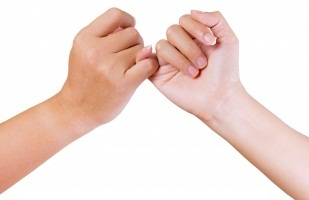 Pinky swear clipart library Pinky promise clipart 1 » Clipart Station library
