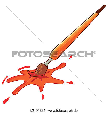 Pinsel und farbe clipart picture freeuse stock Pinsel Clip Art und Illustrationen. 19.744 pinsel Clipart Vector ... picture freeuse stock
