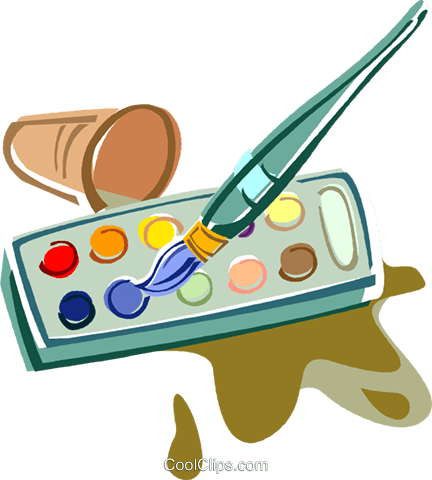 Pinsel und farbe clipart royalty free library Pinsel und farbe clipart - ClipartFest royalty free library