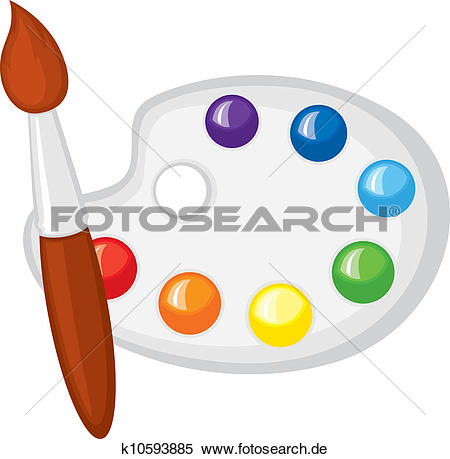 Pinsel und farbe clipart vector transparent download Pinsel Clip Art und Illustrationen. 19.744 pinsel Clipart Vector ... vector transparent download