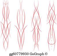 Pinstripe clipart jpg transparent Pinstripe Clip Art - Royalty Free - GoGraph jpg transparent
