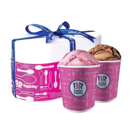 Pint of baskin robbins ice cream clipart vector transparent stock Baskin Robbins vector transparent stock