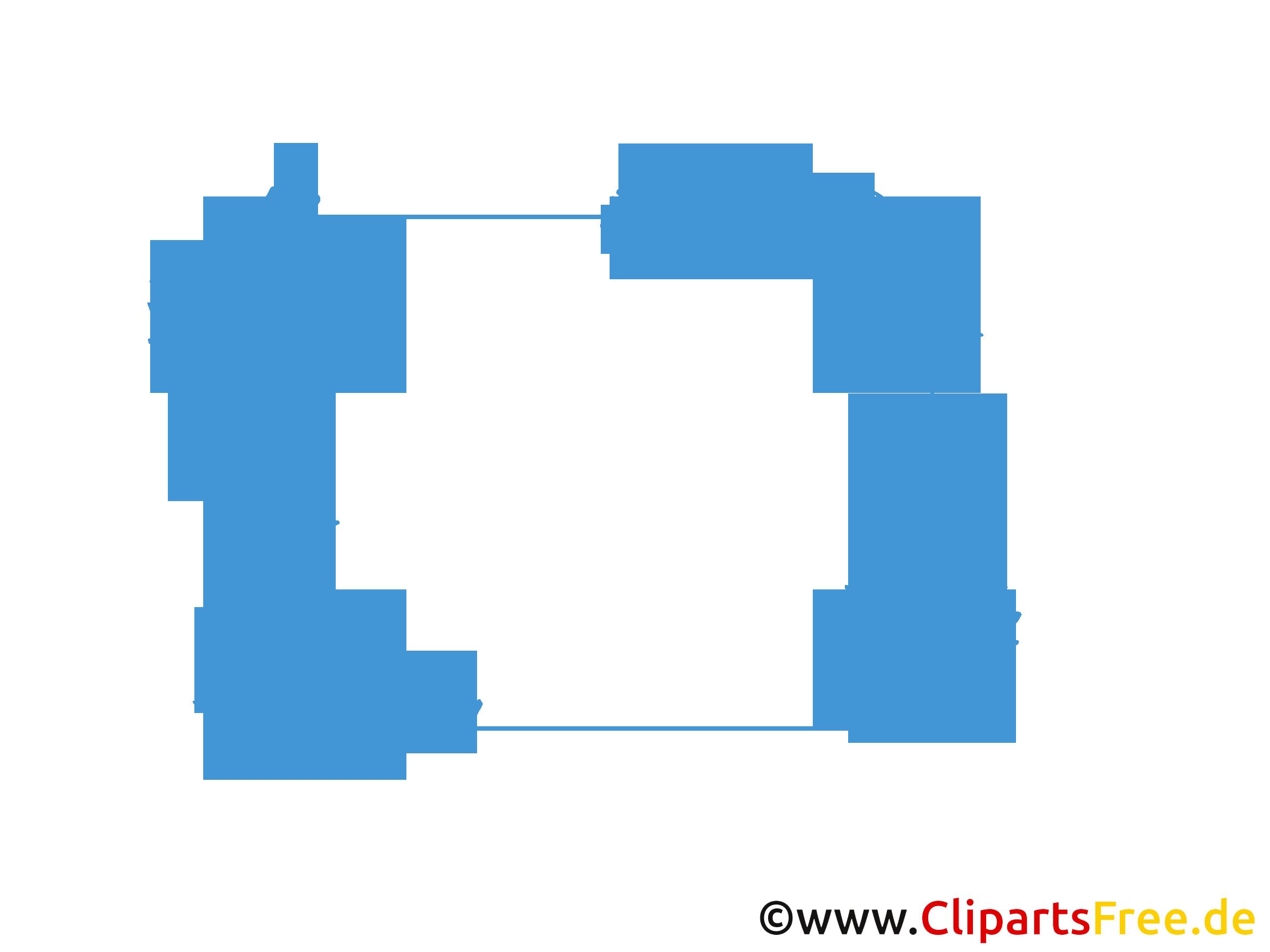 Pinterest clipart snowflake treble graphic transparent download Carré images gratuites – Cadre clipart   Bordures de page ... graphic transparent download