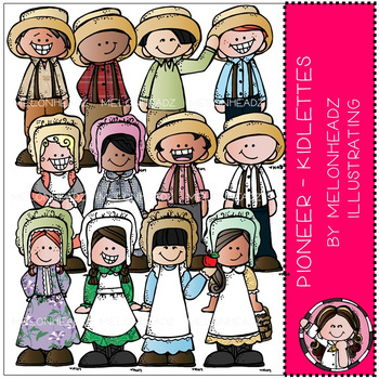 Pioneers clipart clipart library stock Pioneer Clipart Worksheets & Teaching Resources | TpT clipart library stock