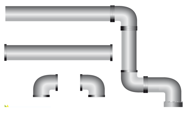 Pipe images clipart png download Water Pipe Clipart Book 3362 - Clipart1001 - Free Cliparts png download