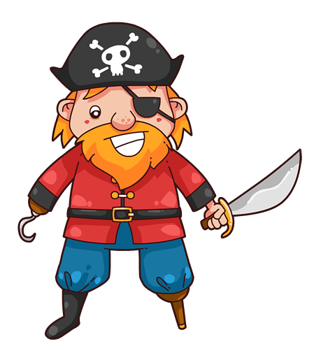 Pirate clipart pictures clipart freeuse Free Pirate Cliparts, Download Free Clip Art, Free Clip Art ... clipart freeuse