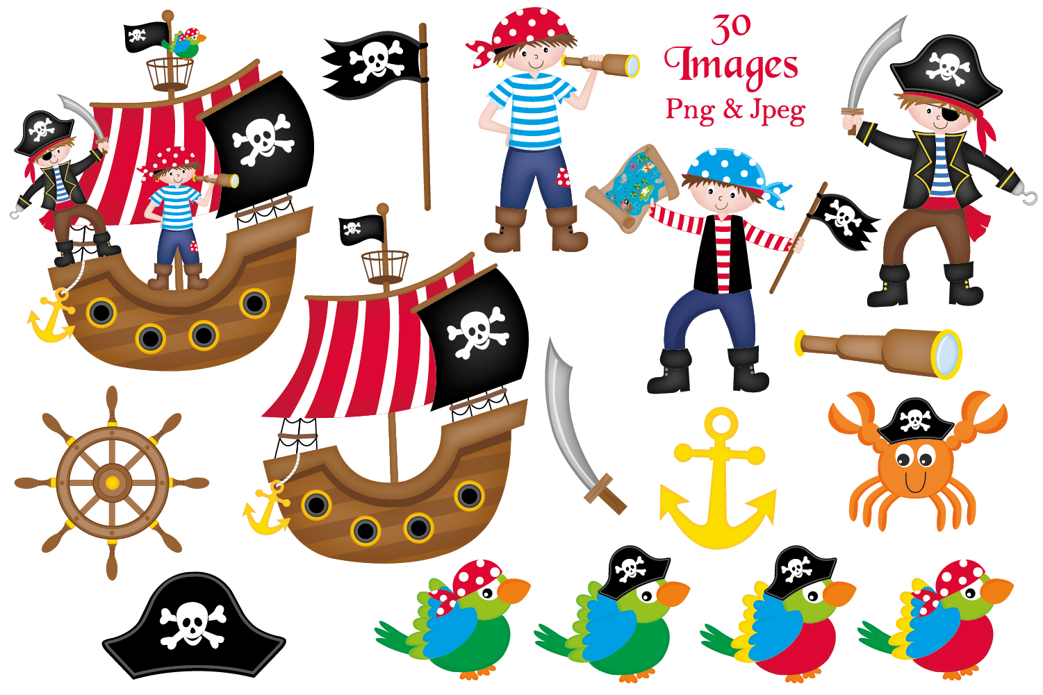 Pirate clipart pictures banner royalty free library Pirate clipart, Pirate graphics & illustrations, Pirate ship banner royalty free library