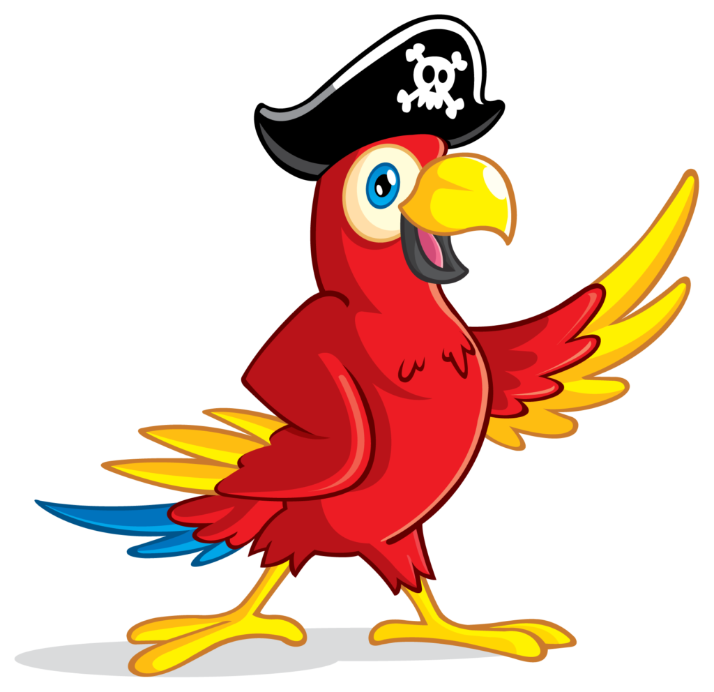 Pirate dog clipart banner free Pirate Parrot PNG Transparent Image - peoplepng.com banner free