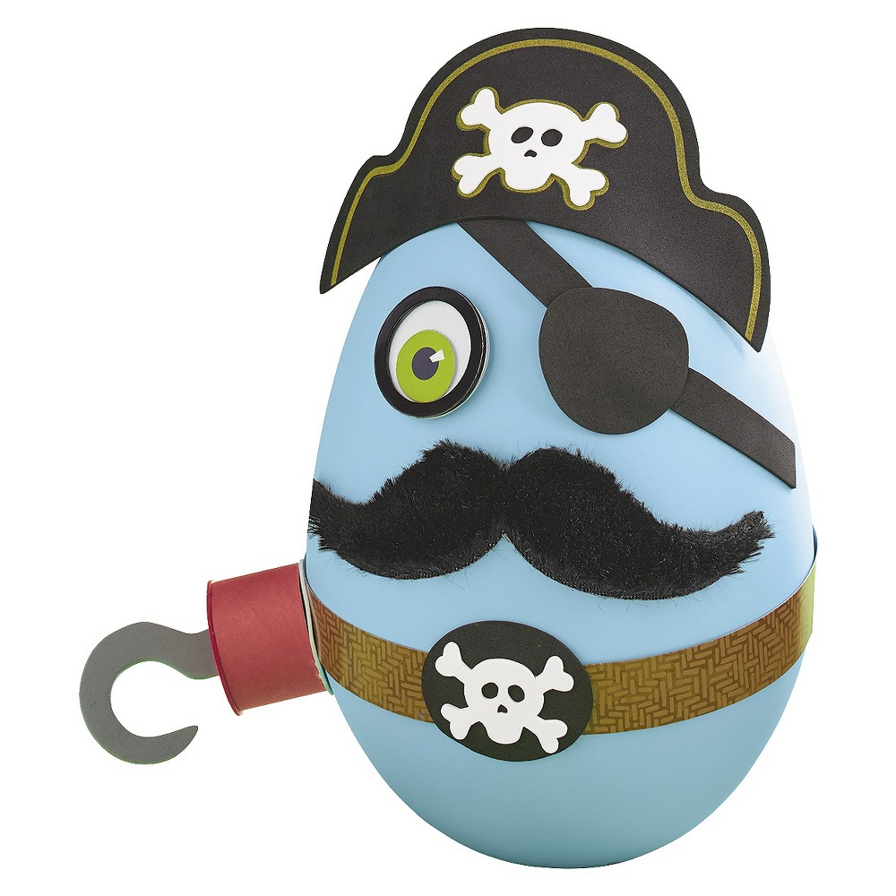 Pirate easter egg clipart vector royalty free UPC 492400405552 - Spritz Easter Pirate Jumbo Egg Decorating Kit ... vector royalty free
