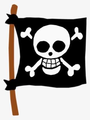 Pirate flag clipart black and white clip free library Pirate Flag PNG, Transparent Pirate Flag PNG Image Free ... clip free library