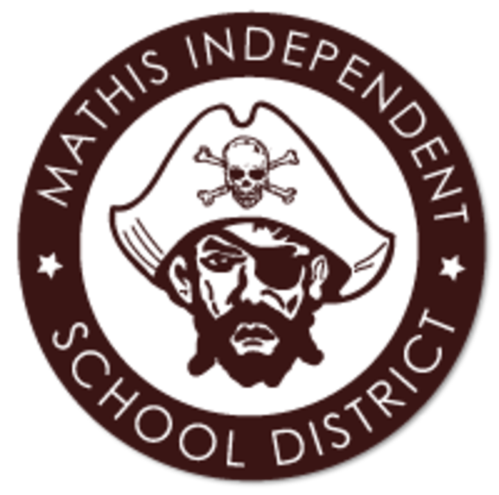 Pirate football clipart png transparent stock The Mathis Pirates - ScoreStream png transparent stock