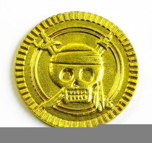 Pirate gold clipart png library Pirate Coins Clipart | Free Images at Clker.com - vector ... png library