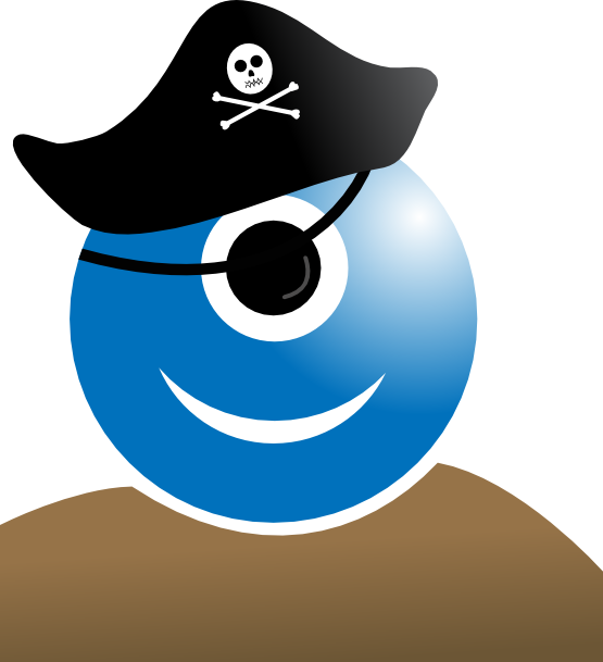 Pirate halloween clipart clip clipartist.net » Clip Art » Pirate Halloween SVG clip