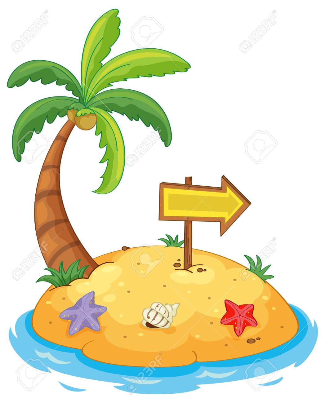 Pirate island clipart clipart transparent stock Cartoon Island Pictures | Free download best Cartoon Island ... clipart transparent stock