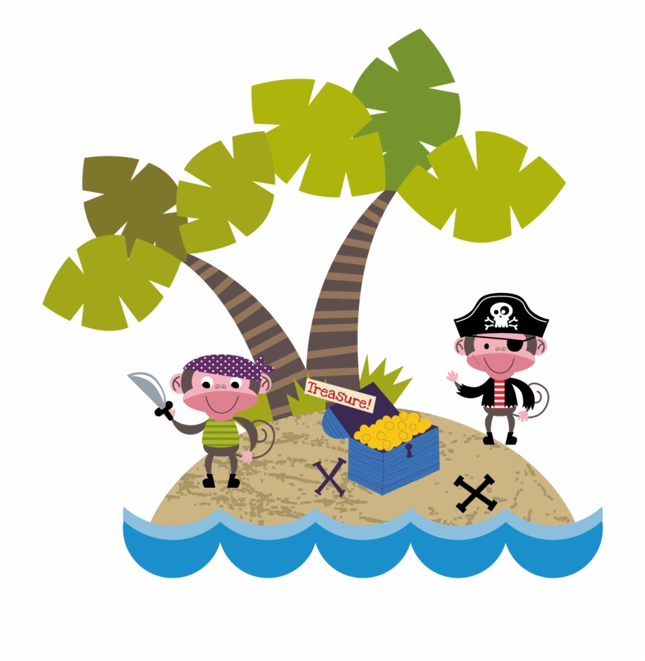 Pirate island clipart png black and white Cartoon Piracy Transprent Png Free - Cartoon Pirate Island ... png black and white