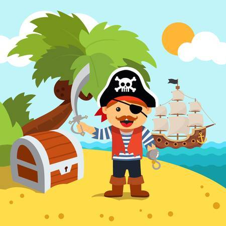 Pirate island clipart clip art library library Pirate island clipart 7 » Clipart Portal clip art library library