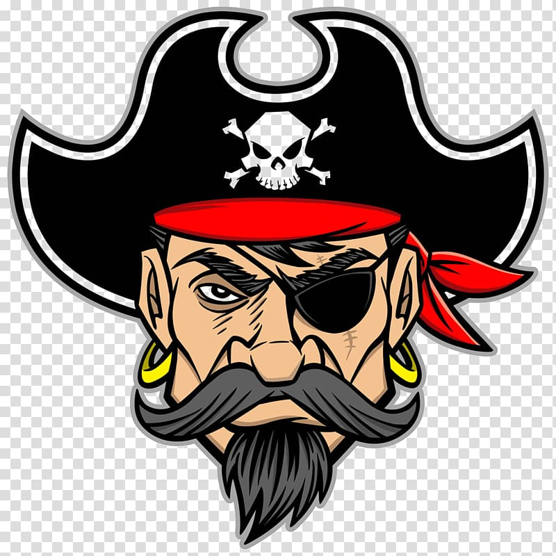 Pirate mascot clipart jpg royalty free download Pirate illustration, Piracy Mascot , Pirate Avatar ... jpg royalty free download