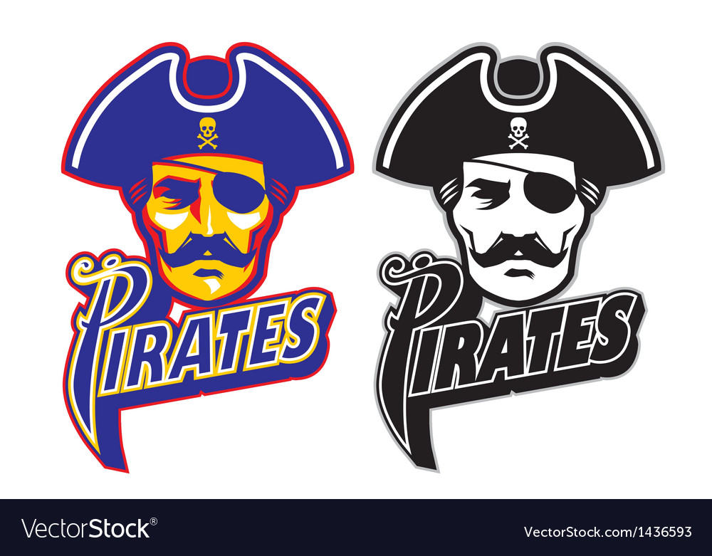 Pirate mascot clipart jpg transparent library Pirate head mascot jpg transparent library