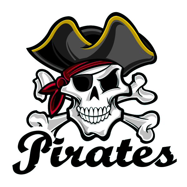 Pirate mascot clipart graphic freeuse Pirates - Clip Art Library graphic freeuse