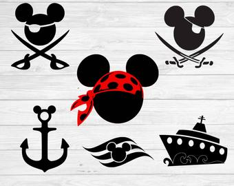 Pirate mickey clipart svg free Download pirate mickey clipart Mickey Mouse Minnie Mouse ... svg free