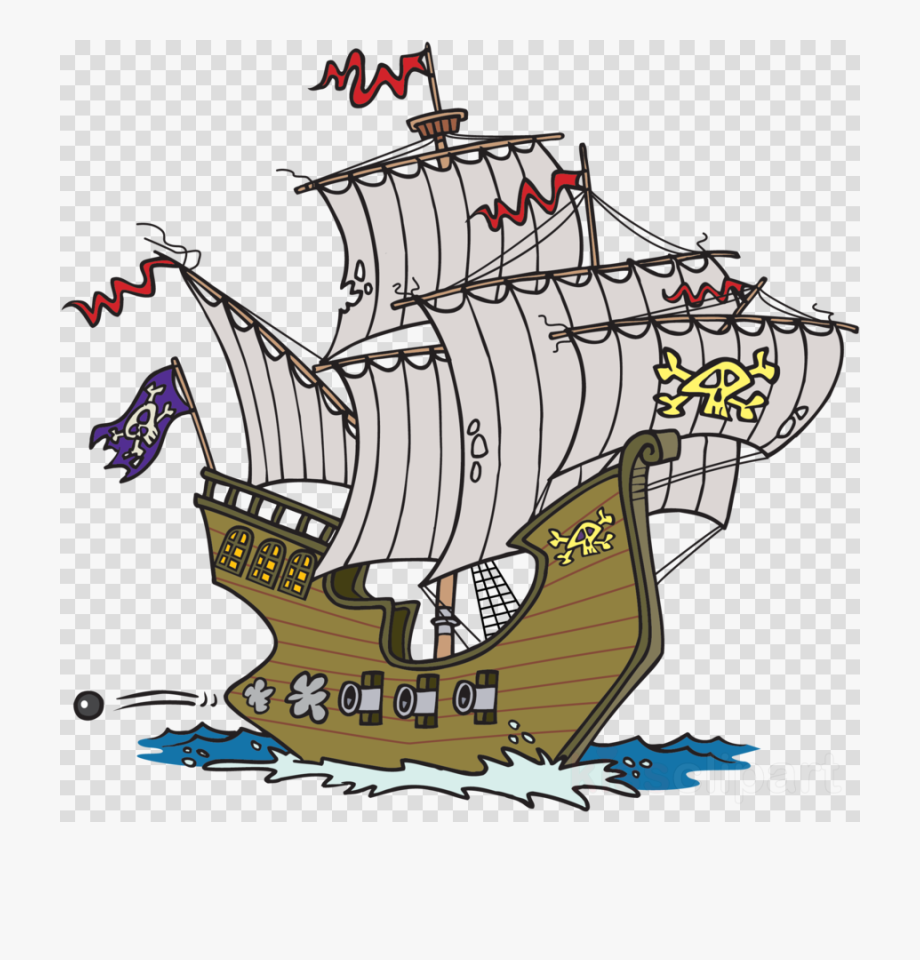 Pirate ship cannon clipart image free download Download Pirate Ship Cartoon Png Clipart Ship Clip - Pirate ... image free download