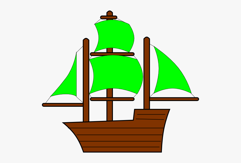 Pirate ship cannon clipart graphic black and white download Green Pirate Ship Clip Art - Pirate Ship Clip Art Png ... graphic black and white download