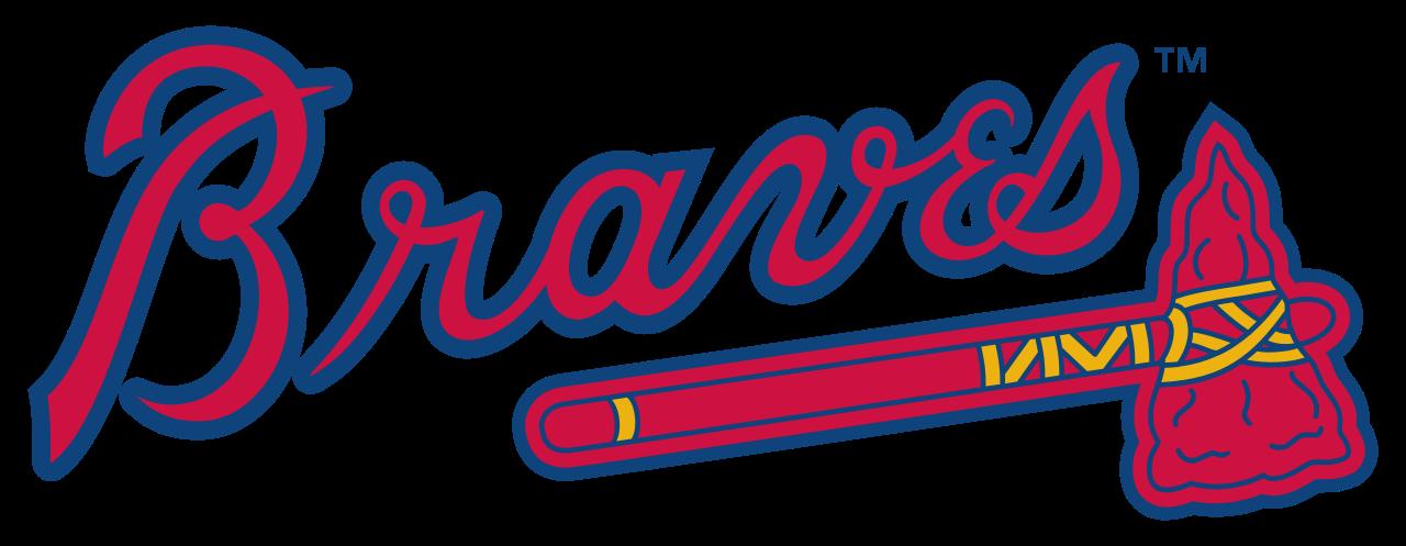 Pirates baseball clipart banner black and white download Atlanta Braves | Big B Brown's Sports Blog banner black and white download