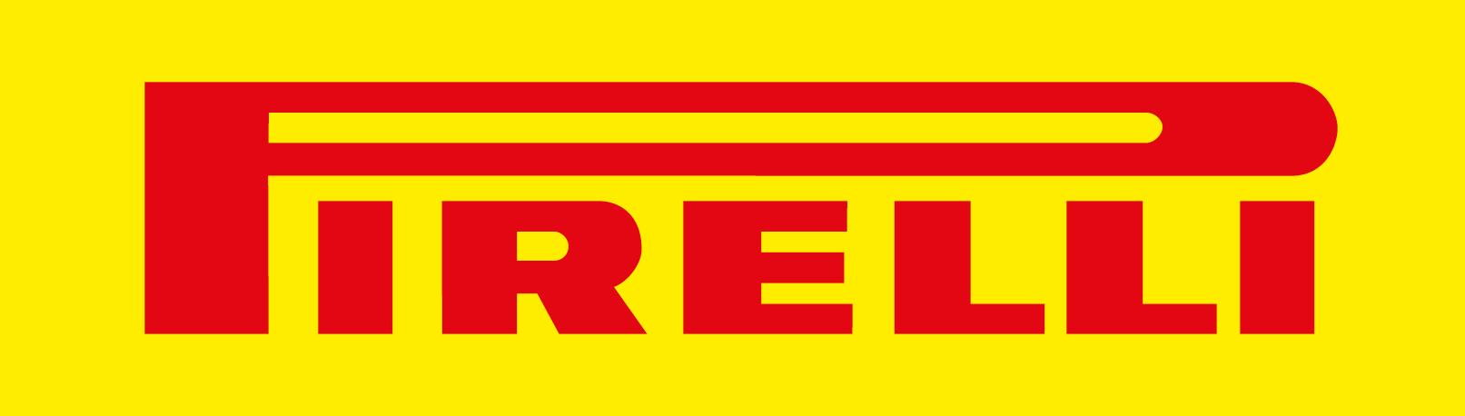 Pirelli clipart black and white download Pirelli Logo Vector Icon Template Clipart Free Download black and white download