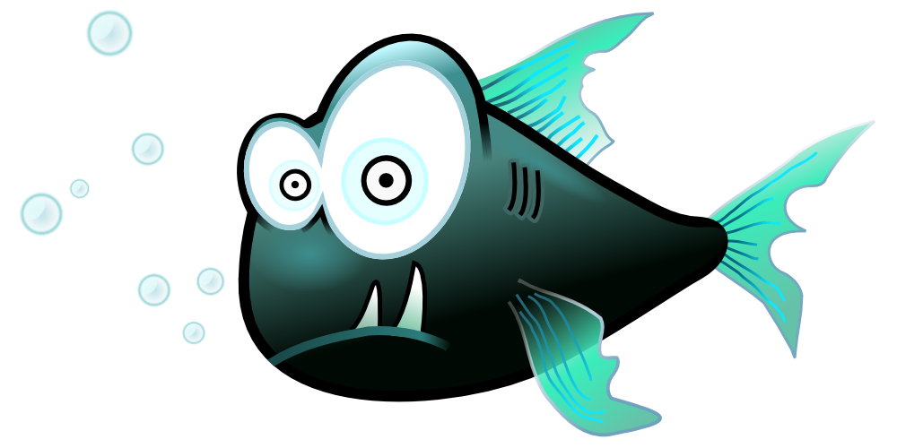 Pirrana clipart image free download Free Piranha Clipart, Download Free Clip Art, Free Clip Art ... image free download