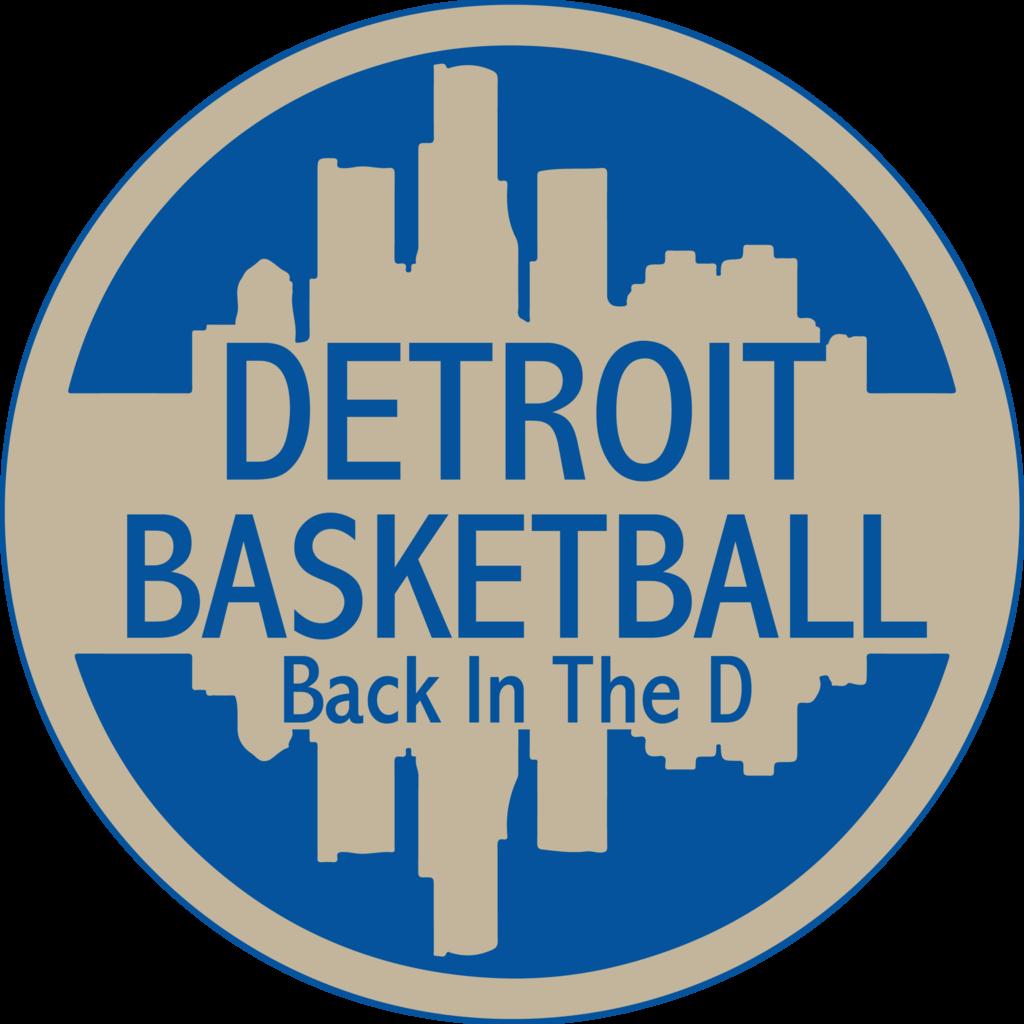 Piston basketball clipart banner transparent stock Detroit Pistons Back In The D – LOL Tee Shirts banner transparent stock
