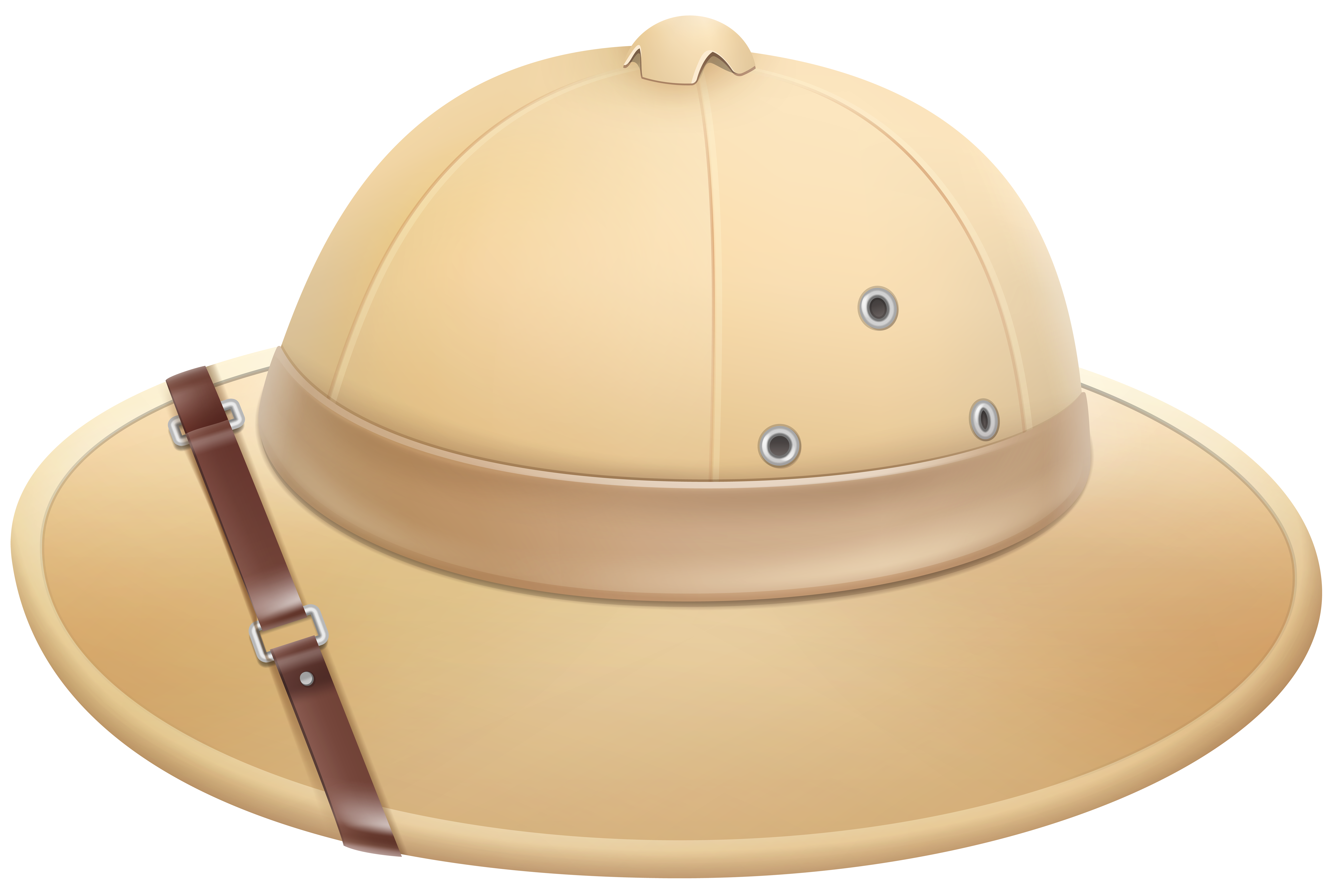 Pith helmet clipart png transparent stock Pith Helmet PNG Clip Art Image   Gallery Yopriceville ... png transparent stock