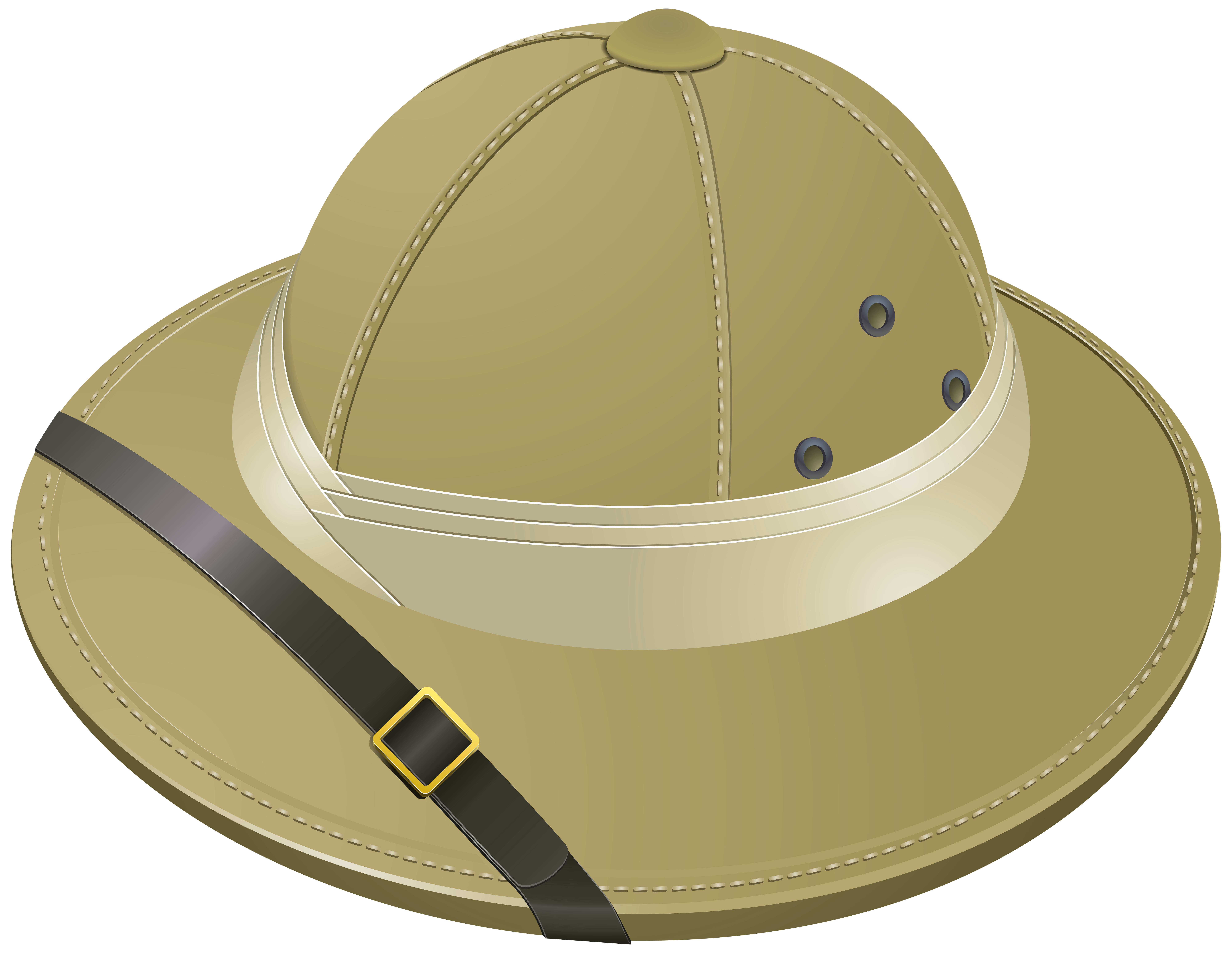 Pith helmet clipart vector freeuse Pith Helmet Transparent PNG Clip Art Image   Gallery ... vector freeuse