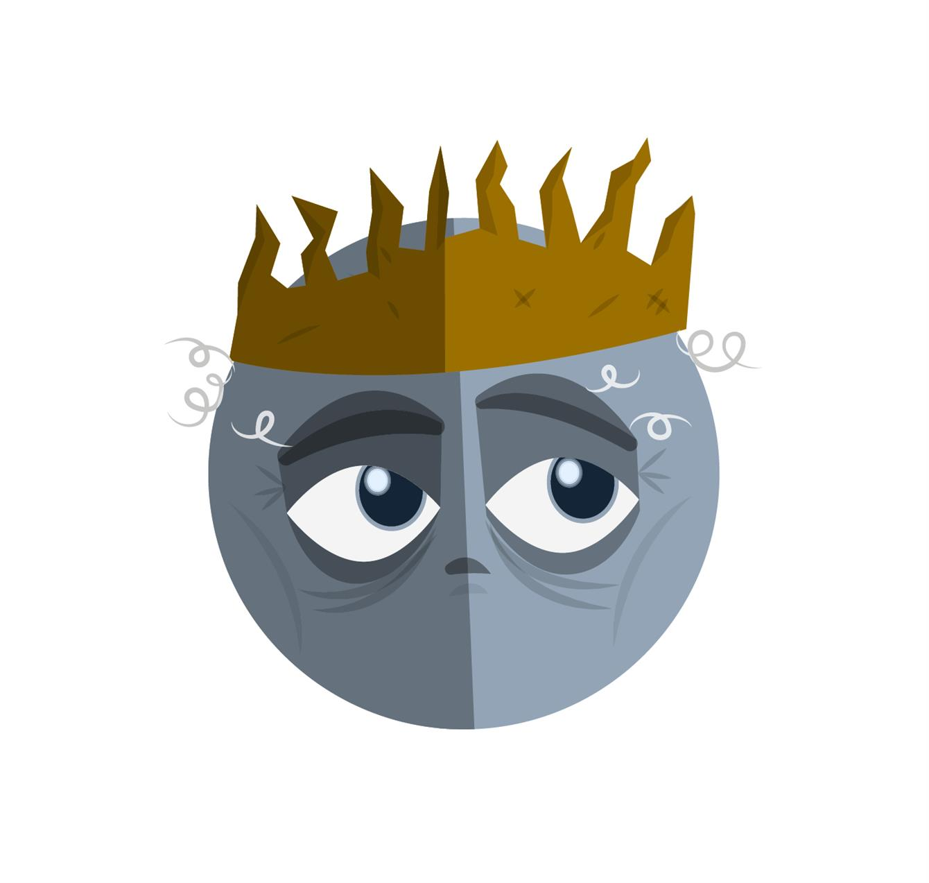 Pitilesst clipart black and white library King Lear Character Analysis |Shakespeare Learning Zone black and white library