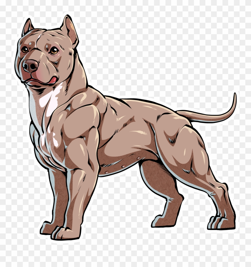 Pittbull clipart picture black and white Why - Pitbull Png Clipart (#1325729) - PinClipart picture black and white