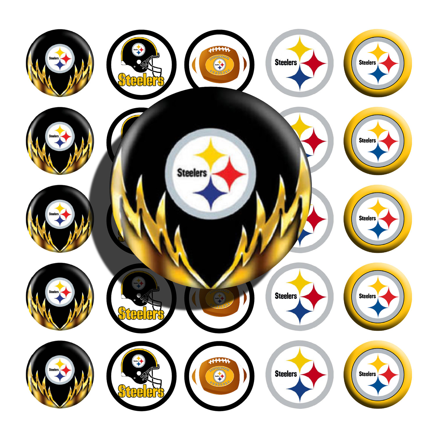 Pittsburgh steelers clipart banner royalty free stock Best Steelers Clip Art #21415 - Clipartion.com banner royalty free stock