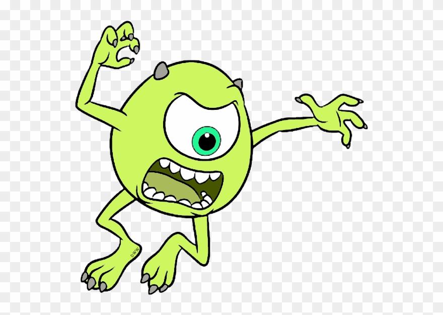 Pixar clipart royalty free stock Disney Pixar Monsters University Clip Art Image - Monsters ... royalty free stock