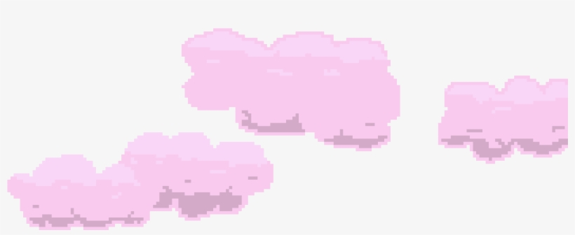 Pixel cloud clipart clipart freeuse Pixel Cloud Png Clipart Black And White Stock - Silhouette ... clipart freeuse