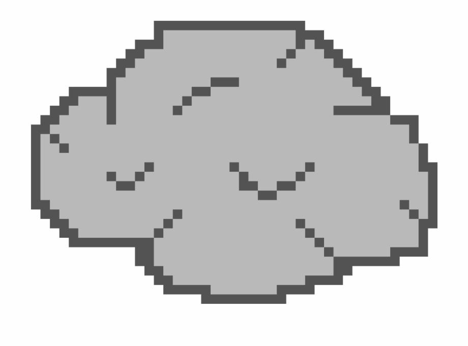 Pixel cloud clipart svg transparent library Dark Cloud - Pixel Art Game Of Thrones Stark Free PNG Images ... svg transparent library