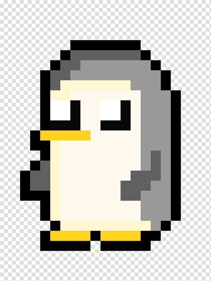 Pixelated clipart clipart free Pixelated penguin illustration, Pixel Penguin Pixel art ... clipart free