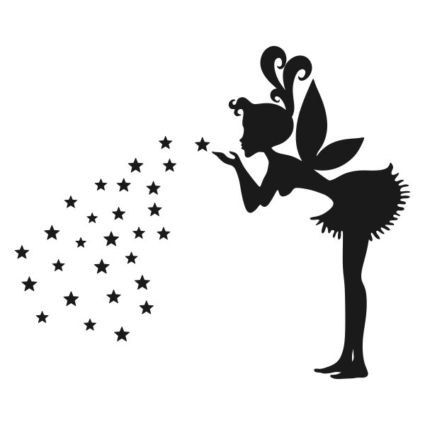 Pixie dust clipart black and white frame image free download Pixie Dust Cliparts - Making-The-Web.com image free download