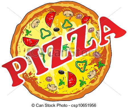 Pizza artwork clipart graphic freeuse download Pizza Illustrations and Clip Art. 22,402 Pizza royalty free ... graphic freeuse download