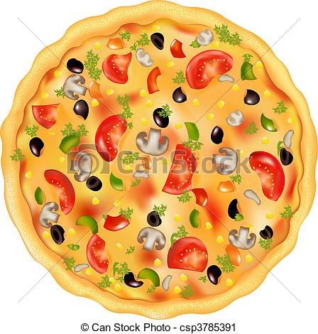 Pizza artwork clipart graphic transparent download Pizza artwork clipart - ClipartFest graphic transparent download