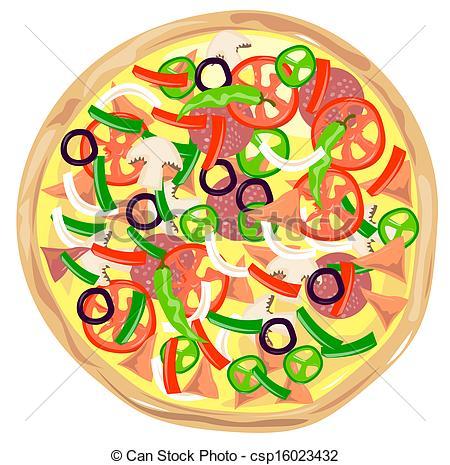 Pizza artwork clipart black and white stock Pizza Artwork Clipart   Free   Download black and white stock